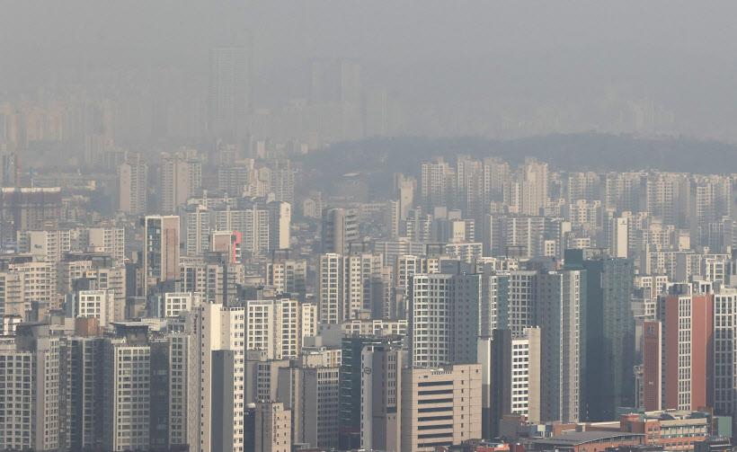 12월 수도권 민간 아파트 분양가 ㎡당 590만원